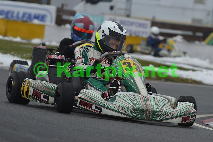 Hunts KRC Club Championship - Round 2.Kimbolton