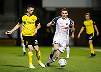 Bolton Wanderers' Ethan Hamilton competing with Burton Albion's Jamie Murphy (left) <br /> <br /> Photographer Andrew Kearns/CameraSport<br /> <br /> The Premier League - Leicester City v Aston Villa - Monday 9th March 2020 - King Power Stadium - Leicester<br /> <br /> World Copyright © 2020 CameraSport. All rights reserved. 43 Linden Ave. Countesthorpe. Leicester. England. LE8 5PG - Tel: +44 (0) 116 277 4147 - admin@camerasport.com - www.camerasport.com