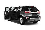 Car images of 2016 GMC Terrain Denali 5 Door SUV Doors