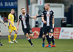 Ross County v St Johnstone…18.02.17     SPFL    Global Energy Stadium, Dingwall<br />Craig Curran celebrates his goal<br />Picture by Graeme Hart.<br />Copyright Perthshire Picture Agency<br />Tel: 01738 623350  Mobile: 07990 594431