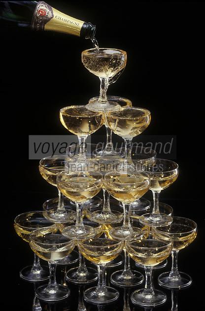 Viticulture Générale/ Cascade de Champagne