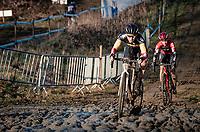 Sanne Cant (BEL/Iko-Crelan)<br /> <br /> 2021 GP Sven Nys in Baal (BEL)<br /> <br /> ©kramon