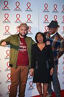 Raphal Yem - SOIREE DE PRESENTATION DU SIDACTION 2017 AU MUSEE DU QUAI BRANLY