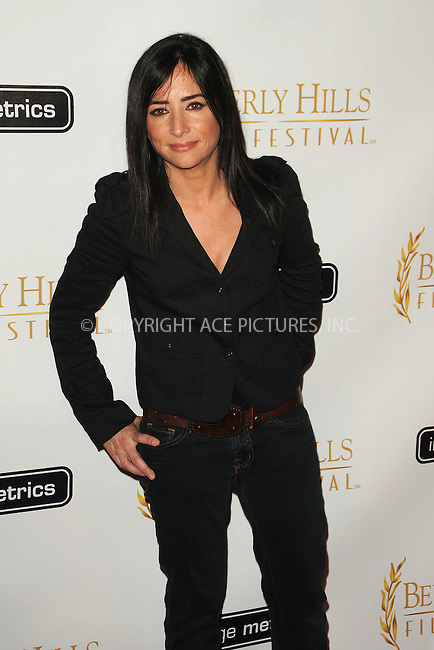 WWW.ACEPIXS.COM . . . . . ....April 6 2011, Los Angeles....Pamela Adlon arriving at the 11th Annual International Beverly Hills Film Festival Opening Night on April 6, 2011 in Beverly Hills, CA....Please byline: PETER WEST - ACEPIXS.COM....Ace Pictures, Inc:  ..(212) 243-8787 or (646) 679 0430..e-mail: picturedesk@acepixs.com..web: http://www.acepixs.com