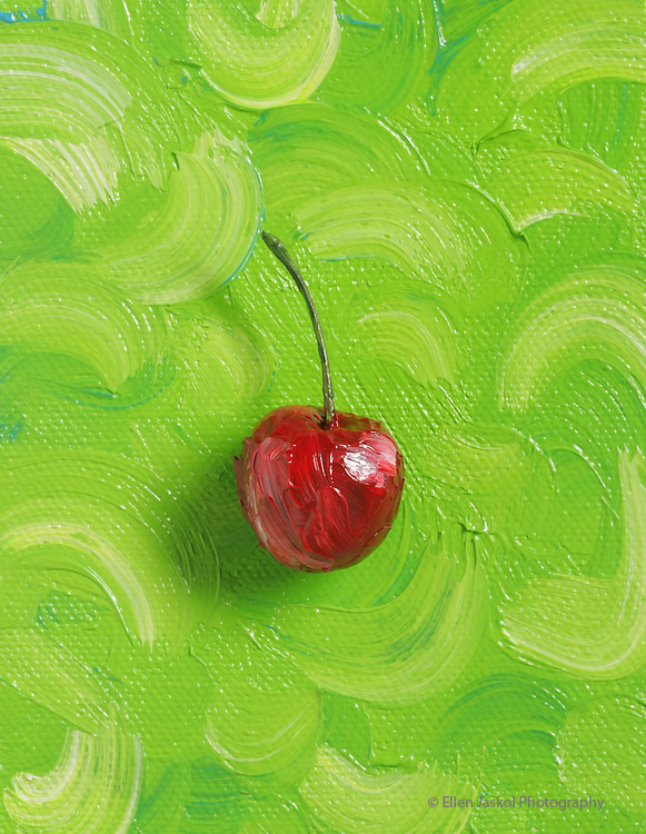 Oil Painting for Cherry Creek Arts Festival.   June 21, 2007. (Oil on Canvas by ELLEN JASKOL/ROCKY MOUNTAIN NEWS).***