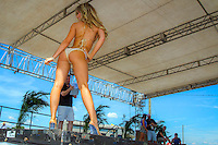 Bikini Contest, 12 Hours of Sebring, Sebring International Raceway, Sebring, FL, March 2015.  (Photo by Brian Cleary/ www.bcpix.com )