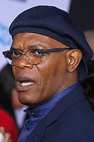 """HOLLYWOOD, LOS ANGELES, CA, USA - MARCH 13: Samuel L. Jackson at the World Premiere Of Marvel's """"Captain America: The Winter Soldier"""" held at the El Capitan Theatre on March 13, 2014 in Hollywood, Los Angeles, California, United States. (Photo by Xavier Collin/Celebrity Monitor)"""