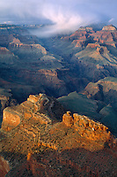 Clearing storm from Hopi Point<br />