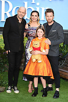 """director, Marc Forster, Hayley Atwell, Brontie Carmichael and Ewan McGregor<br /> arriving for the """"Christopher Robin"""" premiere at the BFI Southbank, London<br /> <br /> ©Ash Knotek  D3416  05/08/2018"""