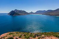 South Africa,Chapmans Peack cape,Hout bay landscape