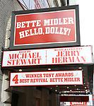Tony Award flare for Bette Midler 'Hello,Dolly!'
