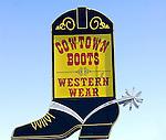 Cowtown Boots, Las Vegas, Nevada