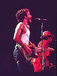 Bruce Springsteem 1975..© Chris Walter..