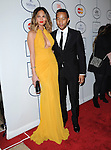 Chrissy Teigen, John Legend at The Pre-GRAMMY Gala & Salute to Industry Icons with Clive Davis Honoring Lucian Grainge held at The Beverly Hilton Hotel in Beverly Hills, California on January 25,2014                                                                               © 2014 Hollywood Press Agency