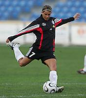MAR 13, 2006: Faro, Portugal:  Sandra Smisek