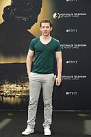 NICK HENDRIX - Photocall 'MIDSOMER MURDERS' - 57ème Festival de la Television de Monte-Carlo. Monte-Carlo, Monaco, 18/06/2017. # 57EME FESTIVAL DE LA TELEVISION DE MONTE-CARLO - PHOTOCALL 'MIDSOMER MURDERS