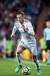 Gareth Bale of Real Madrid in action during the La Liga 2017-18 match between Real Madrid and Athletic Club Bilbao at Estadio Santiago Bernabeu on April 18 2018 in Madrid, Spain. Photo by Diego Souto / Power Sport Images