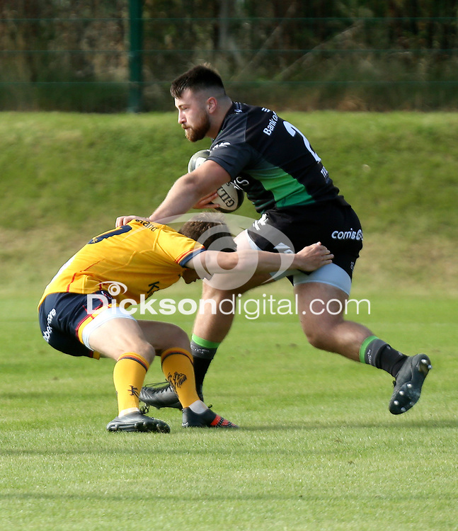 Friday 24th September 2021<br /> <br /> Dylan Tierney Martin during the Development Interprovincial A game Connacht A and Ulster A at the IRFU High Performance Centre, Dublin, Ireland. Photo by John Dickson/Dicksondigital