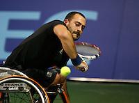18-11-07, Netherlands, Amsterdam, Wheelchairtennis Masters 2007,