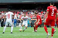 São Paulo (SP), 15/12/2019 - Futebol-Legendscup - Josué do São Paulo. Partida entre as lendas de São Paulo e Bayern no estádio do Morumbi, em São Paulo (SP), domingo (15).