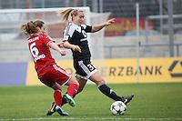 06.12.2015: 1. FFC Frankfurt vs. SC Sand