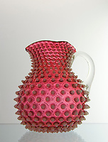 Glass Pitcher, Gallery of Fine Art, Wheaton Arts and Cultural Center, Millville, New Jersey