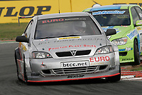 Round 7 of the 2005 British Touring Car Championship. #23. Mark Proctor (GBR). Fast-Tec Motorsport. Vauxhall Astra Coupé.