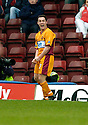 11/03/2006         Copyright Pic: James Stewart.File Name : sct_jspa04_motherwell_v_falkirk.SCOTT MCDONLAD CELEBRATES SCORING THE FIRST FOR MOTHERWELL.Payments to :.James Stewart Photo Agency 19 Carronlea Drive, Falkirk. FK2 8DN      Vat Reg No. 607 6932 25.Office     : +44 (0)1324 570906     .Mobile   : +44 (0)7721 416997.Fax         : +44 (0)1324 570906.E-mail  :  jim@jspa.co.uk.If you require further information then contact Jim Stewart on any of the numbers above.........
