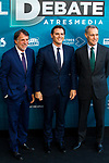 Leader of Ciudadanos Albert Rivera before the electoral debate organized by Atresmedia television network on April 22, 2019 in Madrid, Spain.(ALTERPHOTOS/Alconada).