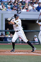 July 15, 2009: Salt Lake City Bees' Terry Evans during the 2009 Triple-A All-Star Game at PGE Park in Portland, Oregon.
