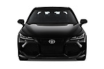 Car photography straight front view of a 2020 Toyota Avalon Touring 4 Door Sedan