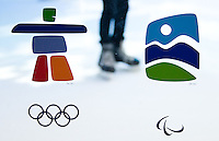 Vancouver, British Columbia, Canada--2010 Winter Olympic Games, Vancouver, Canada.