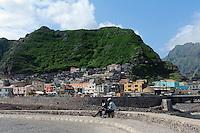 Ribeira Grande, Santo Antao, Kapverden, Afrika, Unesco-Weltkulturerbe