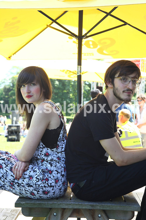 **ALL ROUND PICTURES FROM SOLARPIX.COM**.**WORLDWIDE SYNDICATION RIGHTS**.the Topshop Bandstand Picnic in the Vale, within the grounds of Birmingham University, Birmingham, UK. 20 June 2010..This pic: Summer Camp..JOB REF: 11514 NYA     DATE: 20_06_2010.**MUST CREDIT SOLARPIX.COM OR DOUBLE FEE WILL BE CHARGED**.**MUST NOTIFY SOLARPIX OF ONLINE USAGE**.**CALL US ON: +34 952 811 768 or LOW RATE FROM UK 0844 617 7637**
