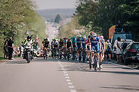peloton<br /> <br /> 104th Liège - Bastogne - Liège 2018 (1.UWT)<br /> 1 Day Race: Liège - Ans (258km)