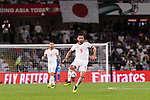 Omid Ebrahimi Zarandini of Iran in action during the AFC Asian Cup UAE 2019 Semi Finals match between I.R. Iran (IRN) and Japan (JPN) at Hazza Bin Zayed Stadium  on 28 January 2019 in Al Alin, United Arab Emirates. Photo by Marcio Rodrigo Machado / Power Sport Images