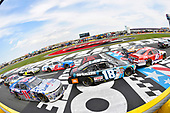 NASCAR Xfinity Series<br /> Hisense 4K TV 300<br /> Charlotte Motor Speedway, Concord, NC USA<br /> Saturday 27 May 2017<br /> Christopher Bell, SiriusXM Toyota Camry<br /> World Copyright: Nigel Kinrade<br /> LAT Images<br /> ref: Digital Image 17CLT2nk05919