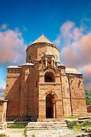 10th century Armenian Orthodox Cathedral of the Holy Cross on Akdamar Island, Lake Van Turkey 65