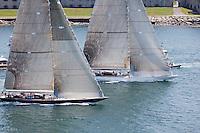 Sailing Newport