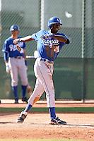 Patrick Norris - Kansas City Royals, 2009 Instructional League.Photo by:  Bill Mitchell/Four Seam Images..