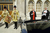 Inauguration of the new Lord Mayor of the City of London at the Guildhall