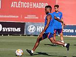 Atletico de Madrid's Thomas Lemar during training session. July 27,2021.(ALTERPHOTOS/Atletico de Madrid/Pool)