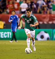 Hector Moreno. The USMNT tied Mexico, 1-1, during their game at Lincoln Financial Field in Philadelphia, PA.