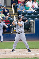 June 22, 2008: Tom King of the Portland Beavers at-bat against the Tacoma Rainiers during a Pacific Coast League game at Cheney Stadium in Tacoma, Washington.