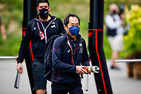 July 2nd 2021; F1 Grand Prix of Austria, free practise sessions;  TANABE Toyoharu, Technical Director of Honda Racing F1 -