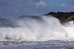 Evolution Of A Wave, Papohaka Beach