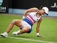 16-06-13, Netherlands, Rosmalen,  Autotron, Tennis, Topshelf Open 2013, First round,  Silvia Soler-Espinoza<br /> <br /> Photo: Henk Koster