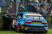 Round 5 of the 2007 British Touring Car Championship. #25 Gareth Howell (GBR). Motorbase Performance. SEAT Toledo Cupra.