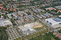 Wentorf: EUROPA, DEUTSCHLAND, SCHLESWIG- HOLSTEIN, WENTORF(GERMANY), 20.08.2009: Gemeide Wentorf bei Hamburg, Uebersicht, Ansicht, Bauplanung, Stadtplanung, Haus, Haeuser, Strassen, Verkehr, Kaserne, Suedring,  Luftbild, Luftaufnahme, Luftansicht, Aufwind-Luftbilder, .c o p y r i g h t : A U F W I N D - L U F T B I L D E R . de.G e r t r u d - B a e u m e r - S t i e g 1 0 2, 2 1 0 3 5 H a m b u r g , G e r m a n y P h o n e + 4 9 (0) 1 7 1 - 6 8 6 6 0 6 9 E m a i l H w e i 1 @ a o l . c o m w w w . a u f w i n d - l u f t b i l d e r . d e.K o n t o : P o s t b a n k H a m b u r g .B l z : 2 0 0 1 0 0 2 0  K o n t o : 5 8 3 6 5 7 2 0 9. V e r o e f f e n t l i c h u n g n u r m i t H o n o r a r n a c h M F M, N a m e n s n e n n u n g u n d B e l e g e x e m p l a r !.