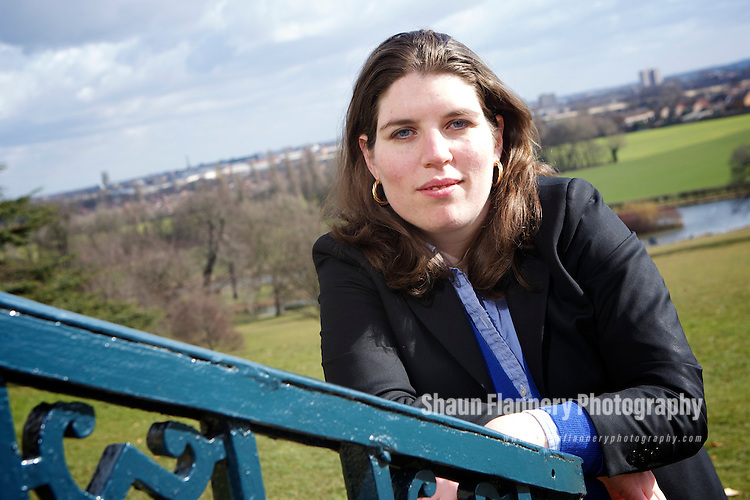 Pix: Shaun Flannery/shaunflanneryphotography.com...COPYRIGHT PICTURE>>SHAUN FLANNERY>01302-570814>>07778315553>>..14th March 2010........Sophie Brodie, Conservative Parliamentary Candidate for Doncaster North.